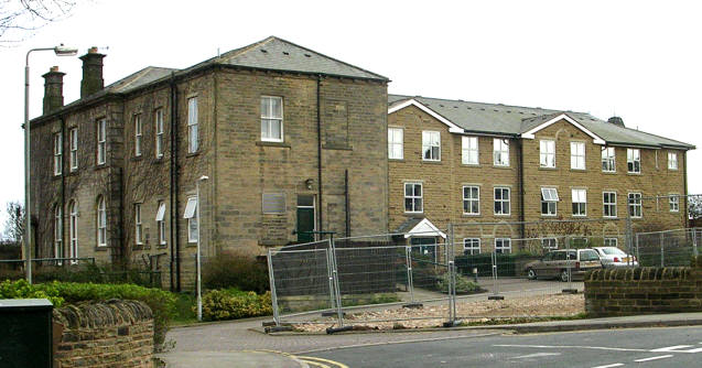 Claremont - New Street, Farsley