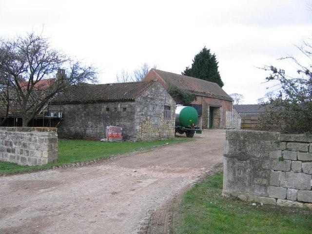 Healaugh Manor Farm