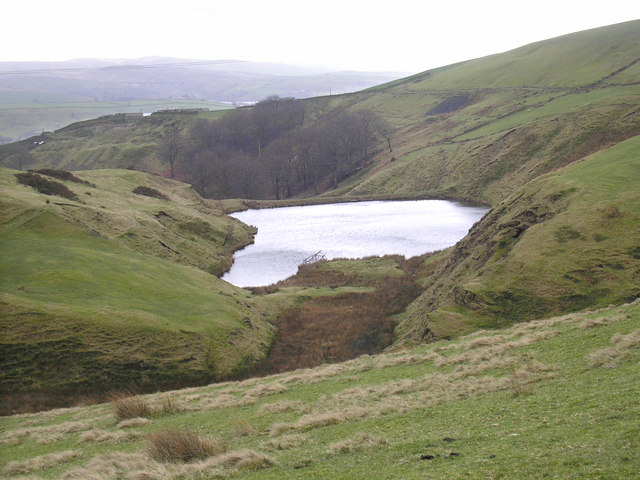 Long Clough Dam