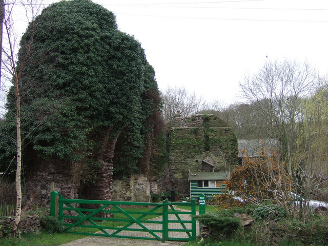 Pill Priory ruins