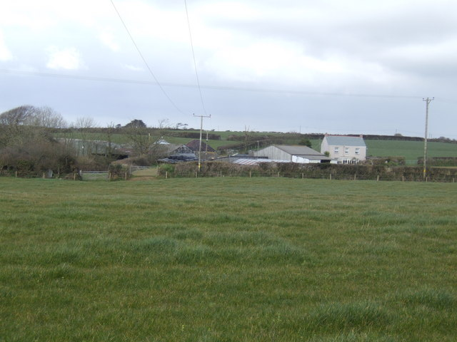 View to Polkerth