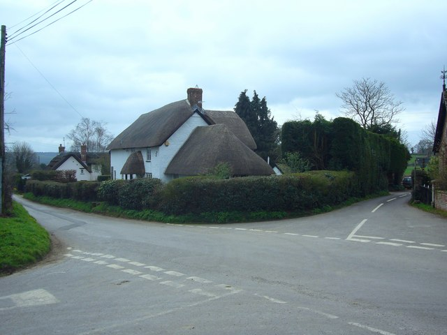 Thatched Cottage, Bedchester.