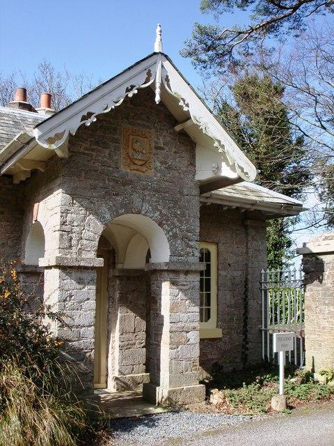 Greenway Lodge Porch