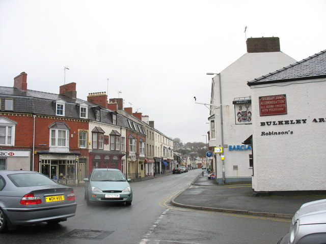 The High Street, Menai Bridge/Porthaethwy