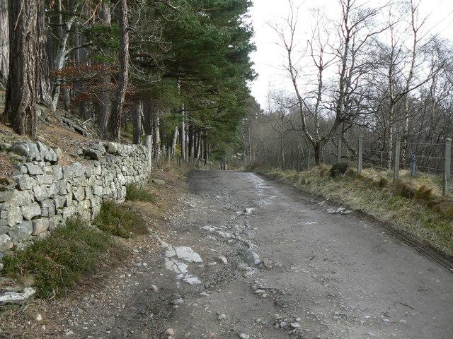 Atholl Track