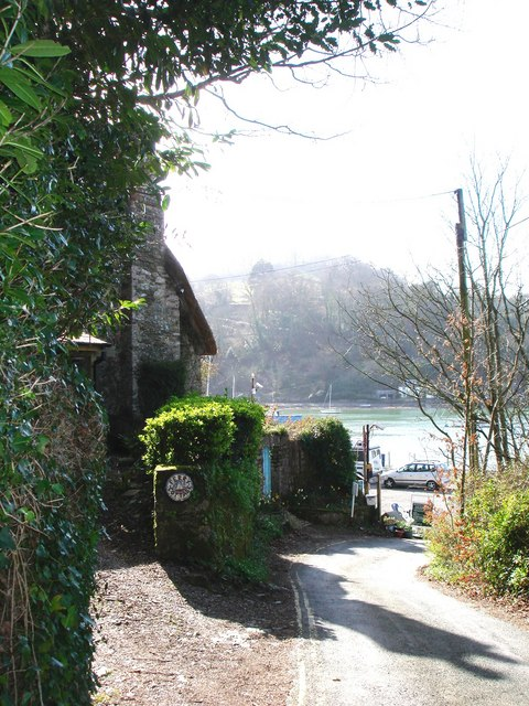 Greenway Quay, Ferry Cottage