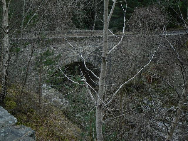 Tromie Bridge