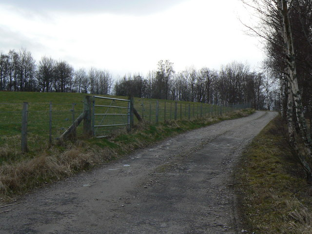 Road to Inveruglass