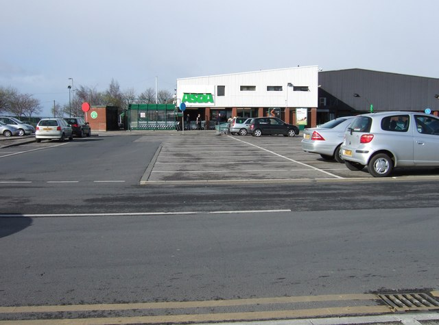 Asda Supermarket, Glasshoughton