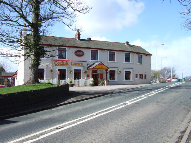 The Cock & Crown, Crofton
