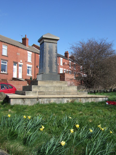 War Memorial, Crofton