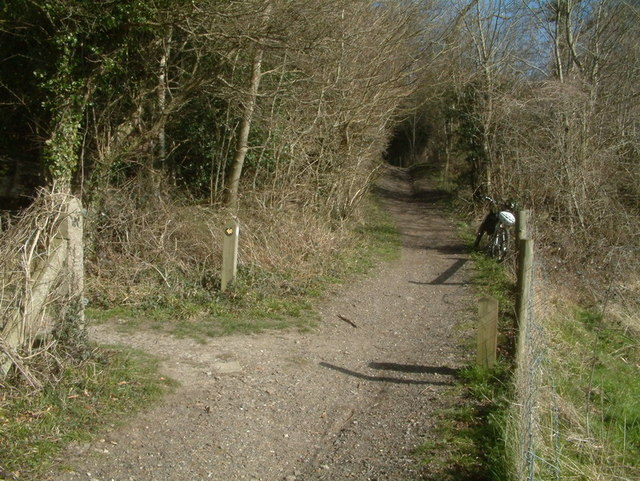 Bridleway at Thistle Hill