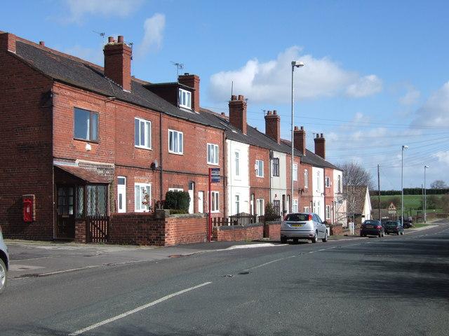 Pontefract Road, Crofton