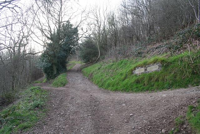 Crossroads, Paths on The Malvern Hills