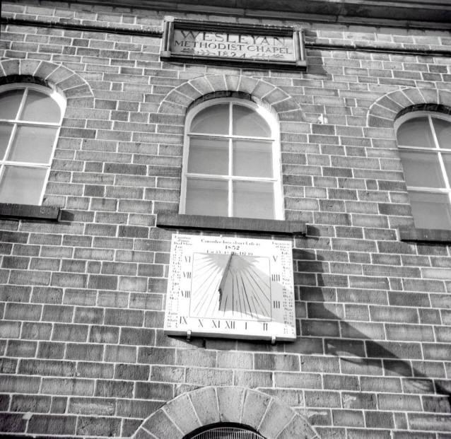 Cullingworth Wesleyan Methodist Chapel 1824