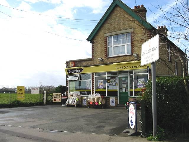 Broad Oak village store