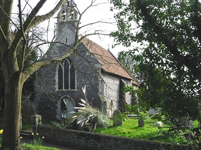 All Saint's Church, Westbere