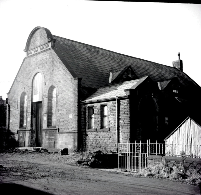 Cullingworth - Baptist Sunday School 1898