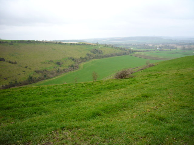 Combe Bottom, Sutton Waldron