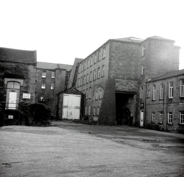 Cullingworth Mills