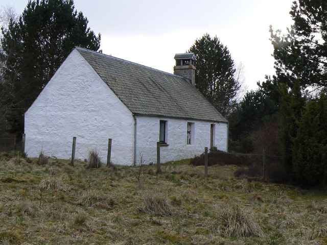 The kirk in Insh