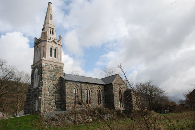 Eglwys y Santes Fair - St Mary's Church Tremadog