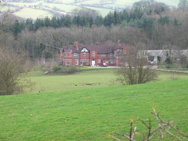 Brynffynnon Hall, near Graigadwywynt