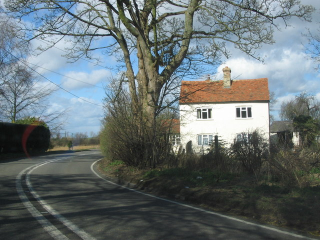 B656 and house