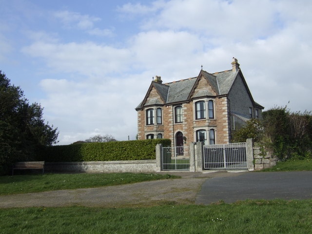 Victorian House in Helston