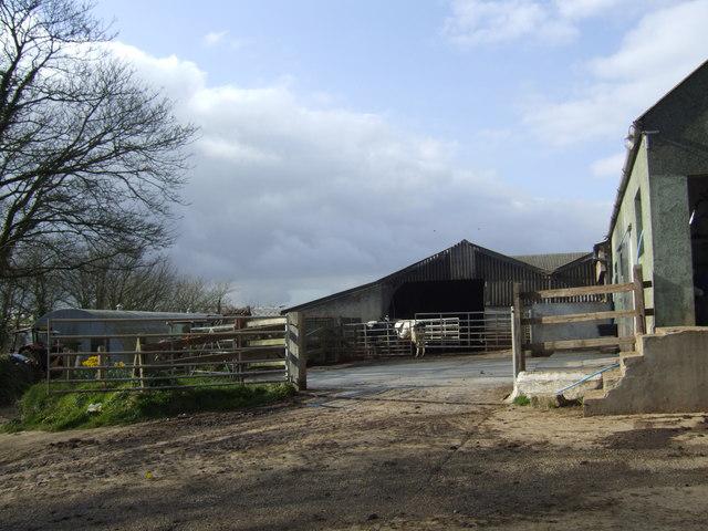 Tregarrick Farm