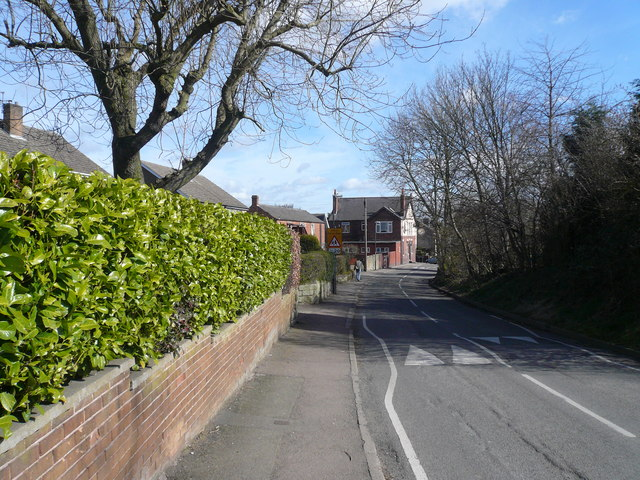 North Wingfield - Draycott Road