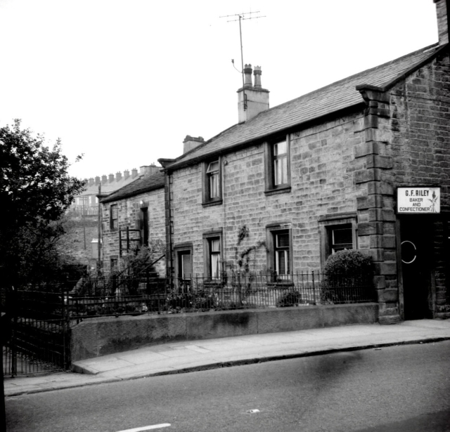 Addingham - Hudson Yard off main Street