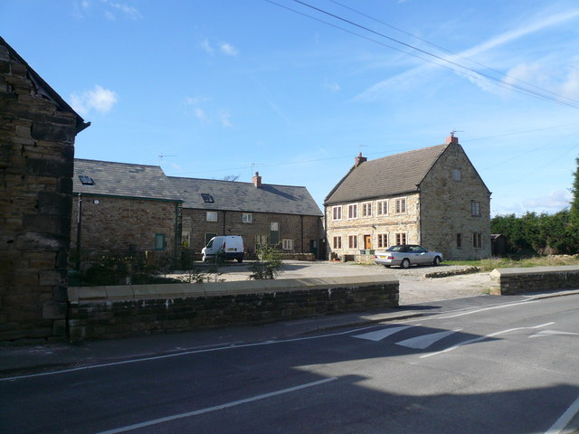 North Wingfield - Bright Street (Barn Conversion)