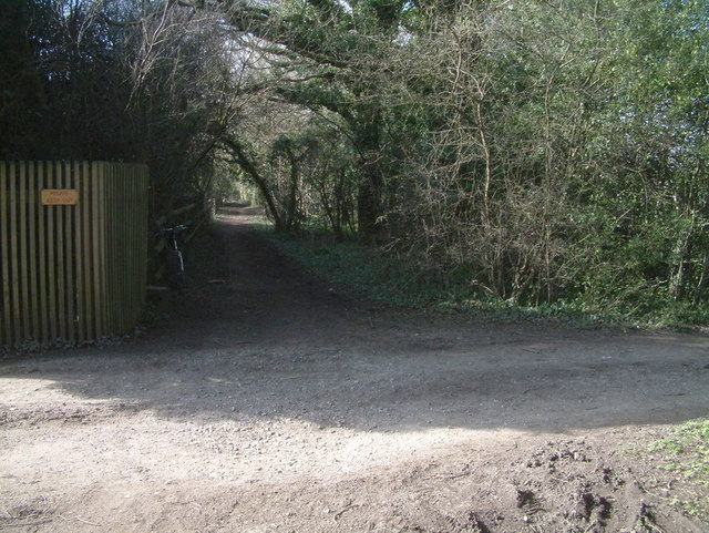 Bridleway West at Mount Hill
