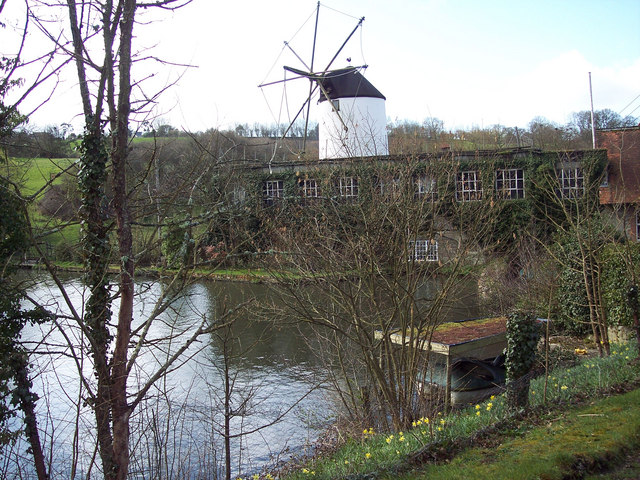 Cann Mill, Shaftesbury