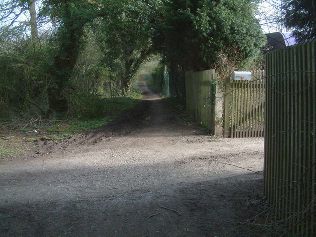 Bridleway East at Mount Hill