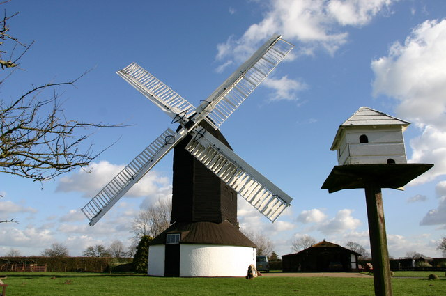 Outwood windmill