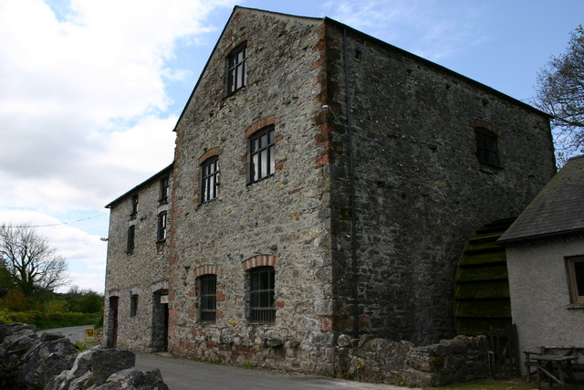 Gleaston mill, Ulveston