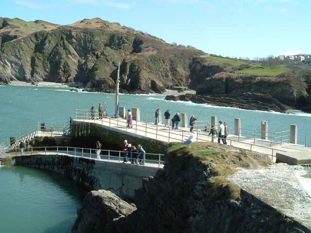 New Extension to Quay Ilfracombe