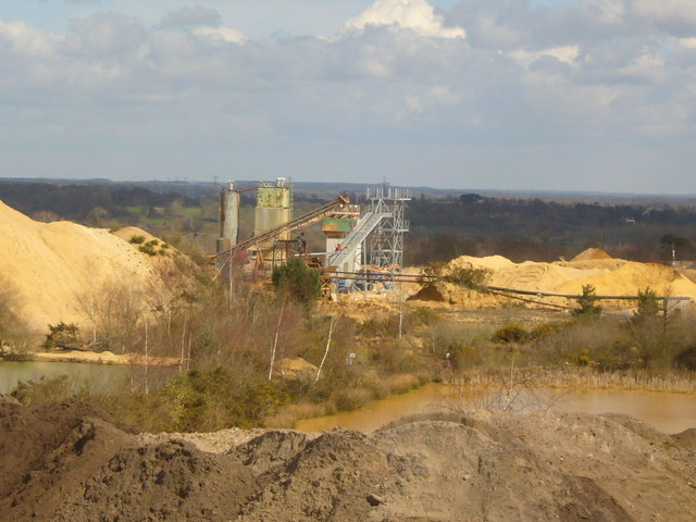 Henbury Sand and Gravel Pit