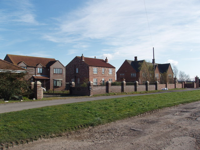 New Dwellings of Distinction in an Old Village