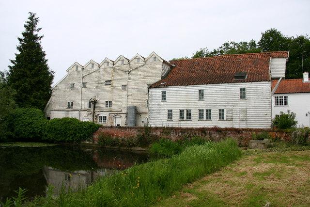 Burgh-next-Aylsham watermill