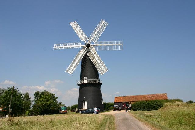 Trader windmill, Sibsey