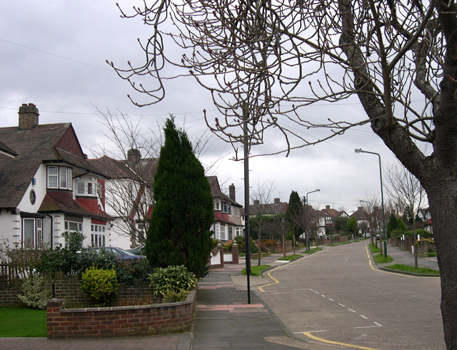 Semi-Detached Houses, New Eltham - Sidcup
