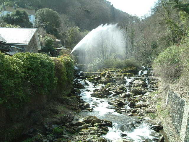 Hydro Works Lynmouth