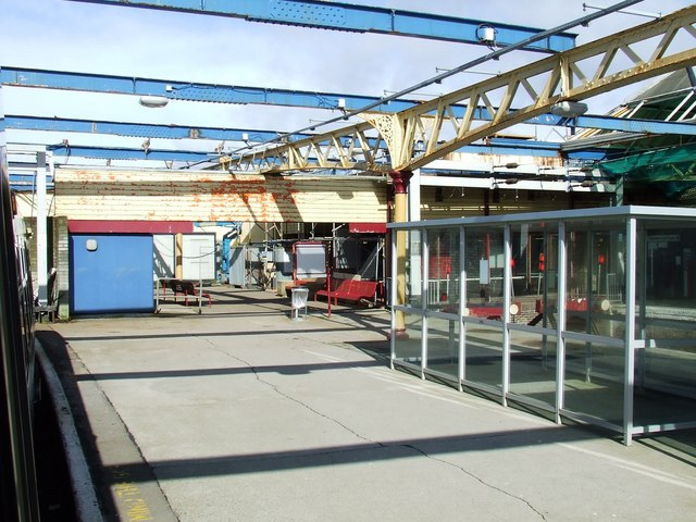 Gourock Station