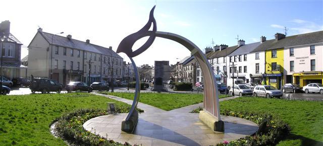 Castlederg Town Centre