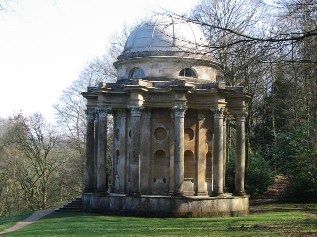 Temple of Apollo, Stourhead