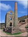 SW6950 : Wheal Coates, Pumping Engine House by Brian