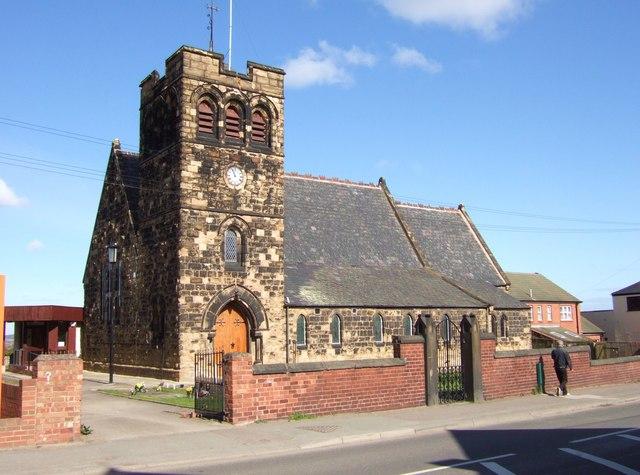 All Saints' Church, Hightown